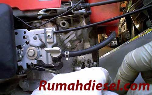 Sistem Governor Honda Gx 160