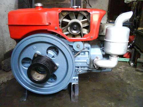 Cara Memperbaiki Mesin Diesel Susah Hidup
