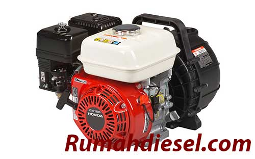 Cara Memperbaiki Mesin Honda Gx-160 Kecepatan Tidak Bertambah