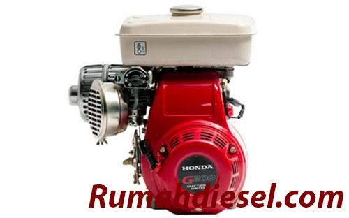 Cara Melepas Magnet Honda G 200