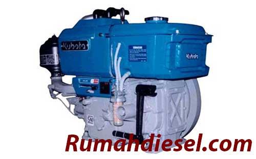Cara Servis Mesin Diesel Kubota Yang Benar