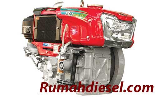 Cara Servis Mesin Diesel Kubota