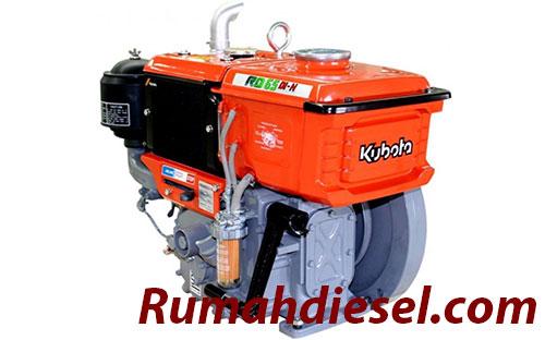 Pengertian Mesin Diesel