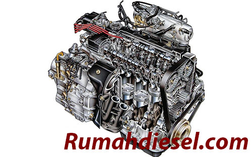 Tipe Mesin Diesel