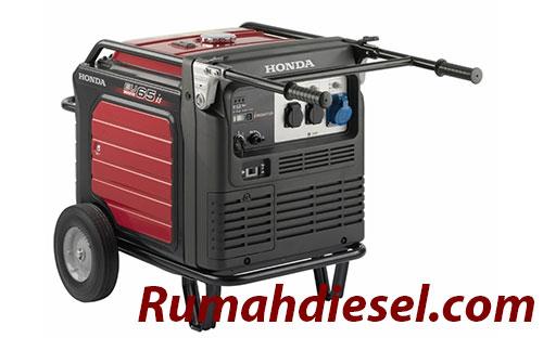 Spesifikasi Genset Silent Honda EU 65 is