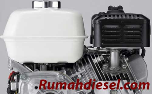 Cara Penyetelan Klep Mesin Honda GX-160