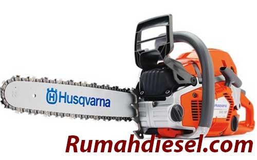 Daftar Harga Mesin Chainsaw Terlengkap November 2017