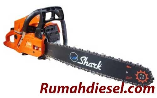 mesin chainsaw