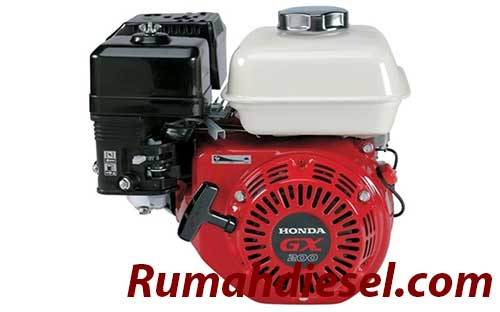 Spesifikasi Mesin Honda LPG Engine Terbaru