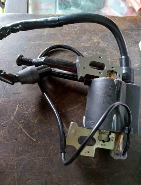 Cara Memasang CDI Mesin Honda Gx-160
