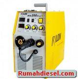 Mesin Las MIG-200G Rilon Argon Inverter