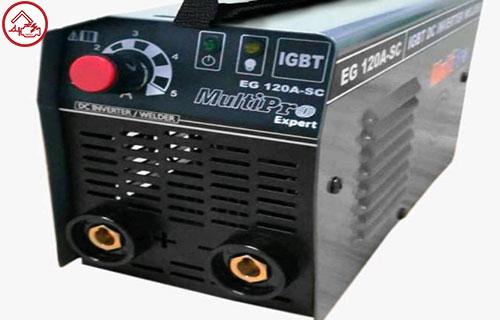 2. Mesin Las Multipro EG 120A Terbaik