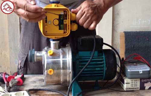 Cara Memasang Pompa Air Otomatis Dengan Aman dan Benar