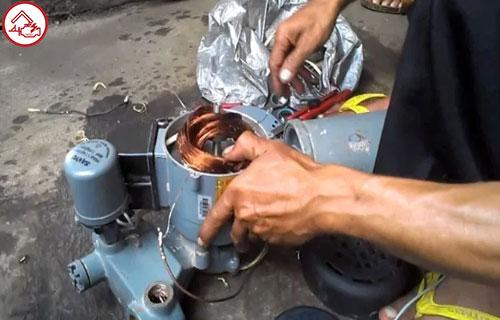 Cara Memperbaiki Pompa Air Tidak Menyedot Lemah