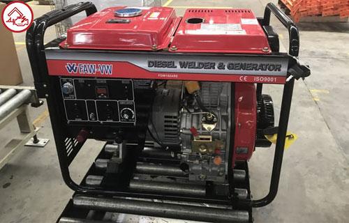 Harga Genset Diesel 10000 Watt Terbaik