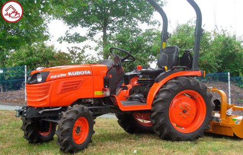 Harga Traktor Kubota Seri B