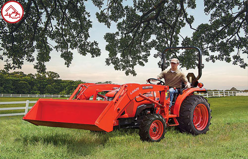 Harga Traktor Kubota Terbaru