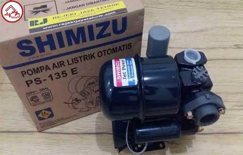 Review Spesifikasi Shimizu PS 135