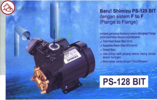 Spesifikasi Shimizu PS 128 Bit