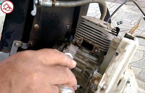 Cara Membongkar Mesin Untuk Mengecek Kondisi Mesin