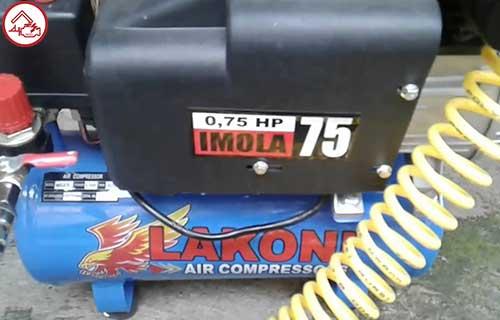 Daftar Harga Kompresor Angin Listrik Lakoni