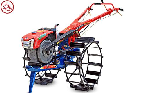 3. Traktor Quick G 1000 Boxer