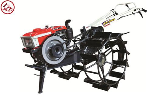 6. Traktor Krishna YM 80 x TF 70 LY