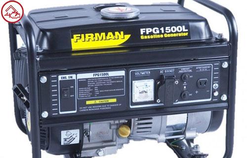 Genset Firman FPG 1500L