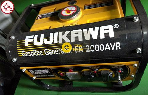 Genset Fujikawa FK 2000 AVR