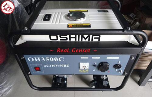 Genset Honda Oshima 2.000 Watt OH3500C