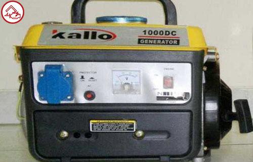 Genset Kallo 1000DC