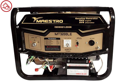 Genset Maestro MT3200C 2.200 Watt