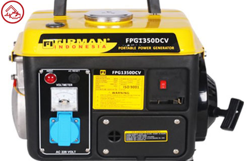 Genset Portable Firman FPG1350DCV