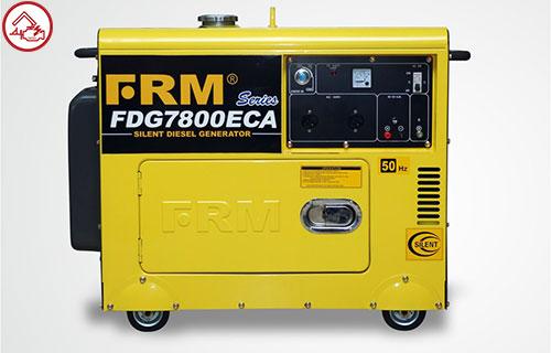 Genset Silent FRM FDG7800ECA 5KW