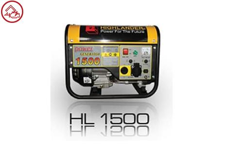 Portable Genset HL 1500 LX