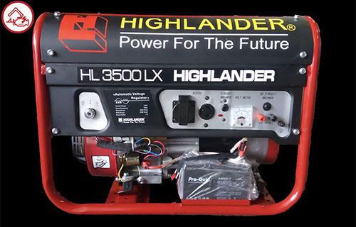 Portable Genset HL 3500 LX